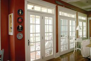 Lincoln Patio Doors White