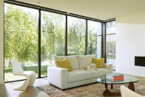 Kolbe Windows Floor to Ceiling Windows