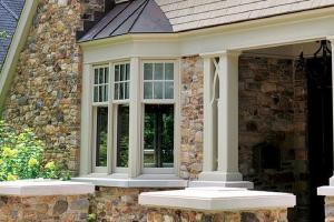 Kolbe Windows Brick House