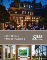 Kolbe Windows and Doors Ultra Series Product Catalog