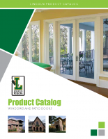 Lincoln Windows Product Catalog