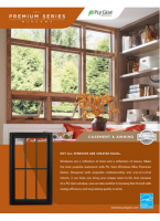 Plygem Mira Premium Series Windows