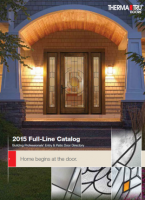 ThermaTru Doors 2015 Full Line Catalog