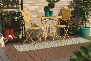 Timbertech Decking - Brown Wood