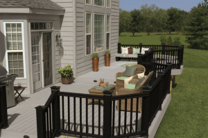 Timbertech Brown Decking