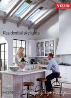 VELUX Residential Skylights Brochure