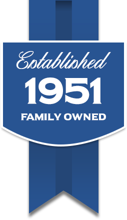 Established 1952 - Family Owned