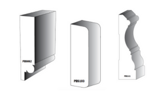 Paramus Building Supply Moulding Brochure